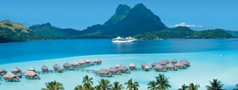 Croisière Ponant à bord du Paul Gauguin dans les îles du Pacifique Sud