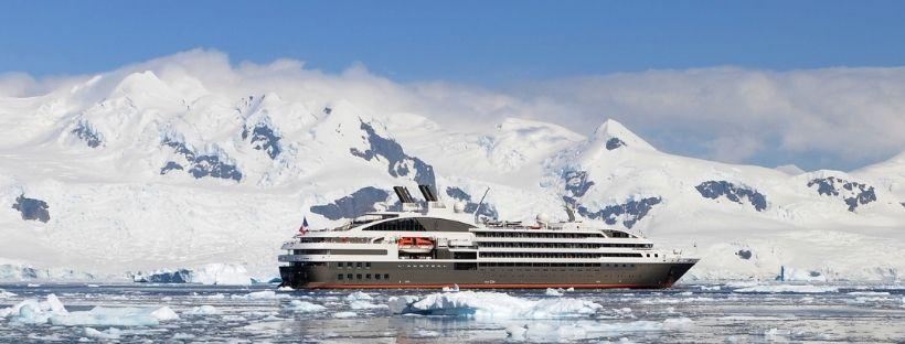 Antarctique : croisière Ponant à bord de l'Austral en 2022