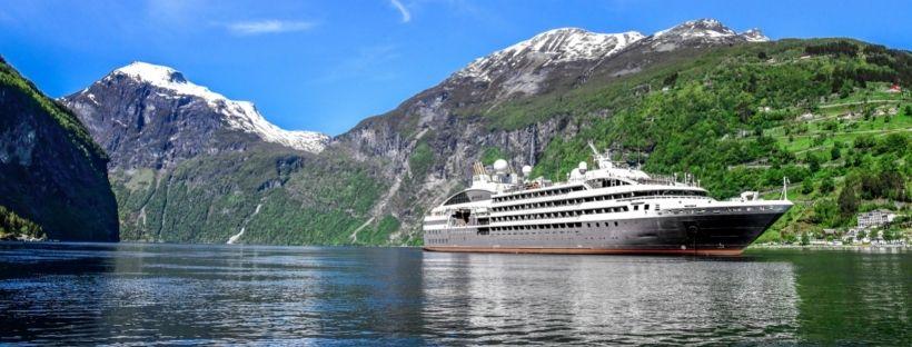 Fjords de Norvège : une croisière à bord du Jacques Cartier avec la compagnie Ponant