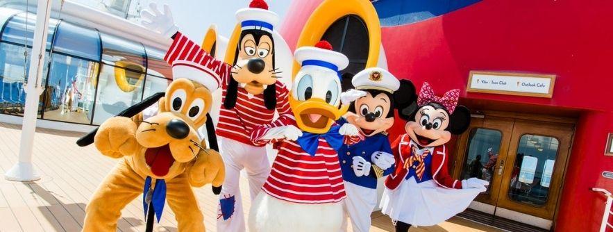 Disney en croisière