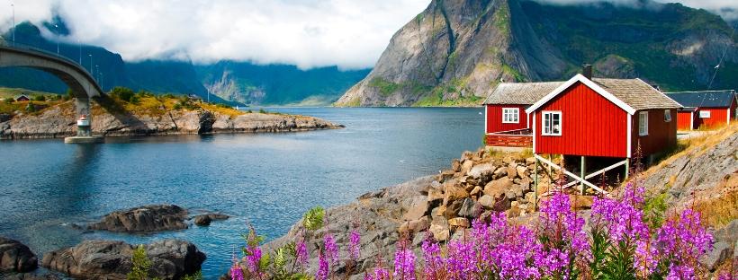 À la découverte de la Norvège