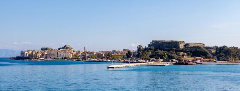 Corfou : Merveille de la mer Ionienne