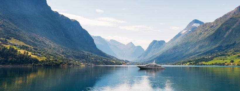 Dans les profondeurs du Nordfjord...