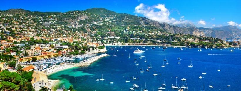 Une croisière à Nice