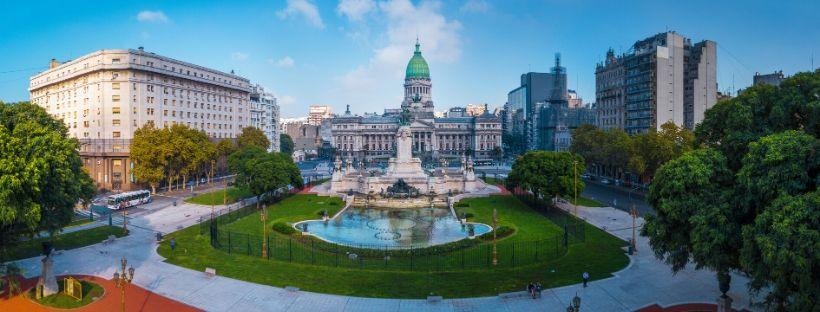 Le temps d'une escale à Buenos Aires