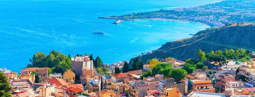 De Messine à Taormine, bienvenue en Sicile !