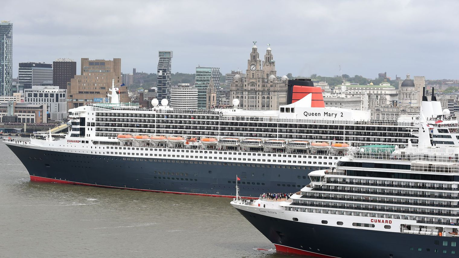 Tour du monde Cunard
