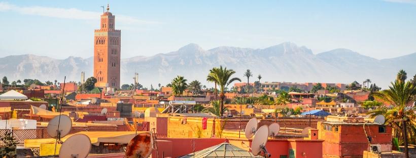 Le Maroc et ses merveilles