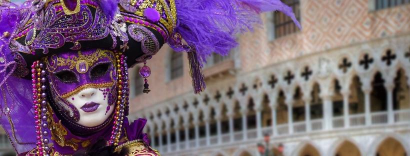 Zoom sur la ville de Venise
