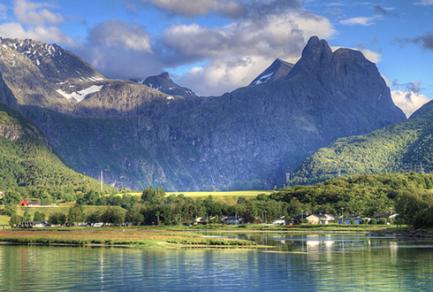 Andalsnes (Norvège) - Norvège