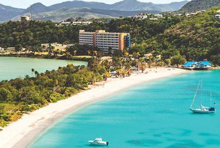 Antigua (Iles sous le Vent) - Caraibes