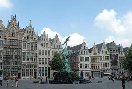 Anvers (Belgique) - Belgique