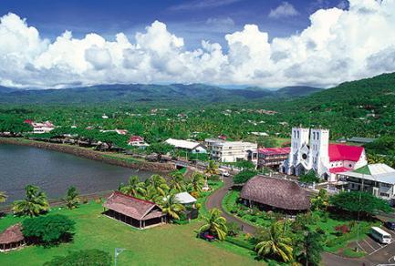 Apia (Samoa) - Samoa