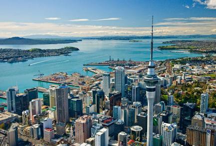Auckland (Nouvelle-Zélande) - Nouvelle-Zélande