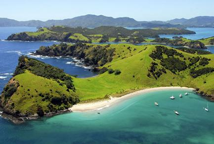 Bay of Islands - Nouvelle-Zelande