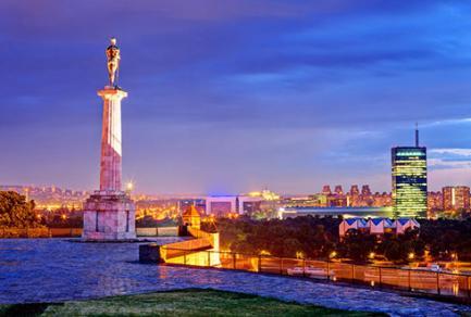 Belgrade (Serbie) - Serbie