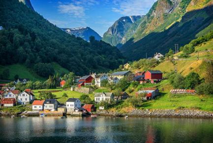 Bergen (Norvège) - Norvège