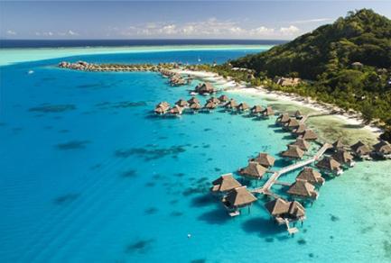 Bora Bora (Polynésie Française) - Polynésie française