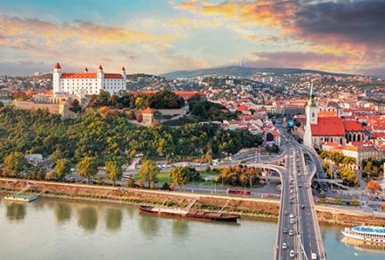 Bratislava (Slovaquie) - Slovaquie