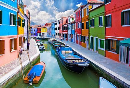 Burano (Italie) - Vénétie