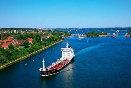 Canal de Kiel (Allemagne) - Allemagne
