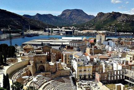 Carthagène (Espagne) - Espagne