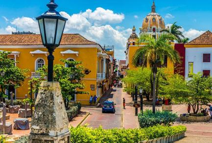Colombie (Carthagène des Indes)  - Colombie