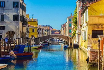 Chioggia (Italie) - Italie