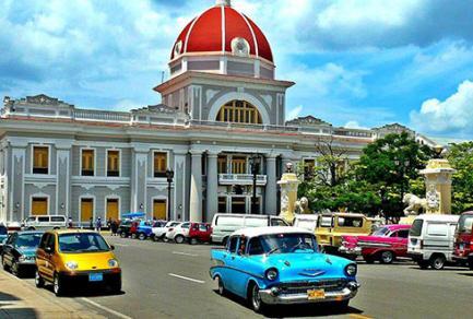 Cienfuegos, Cuba - Cuba