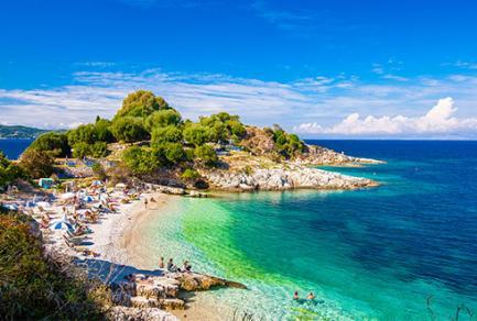 Corfou (Grèce) - Grèce