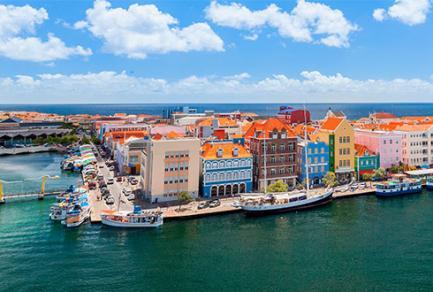 Curaçao (Caraïbes Sud) - netherlands Antilles