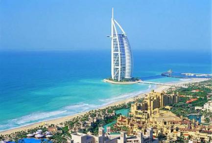 Dubaï (Emirats Arabes Unis) - Émirats arabes unis