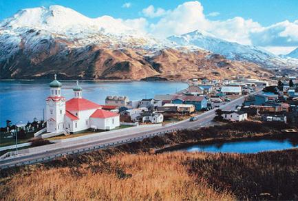 Dutch Harbor, Alaska - États-Unis