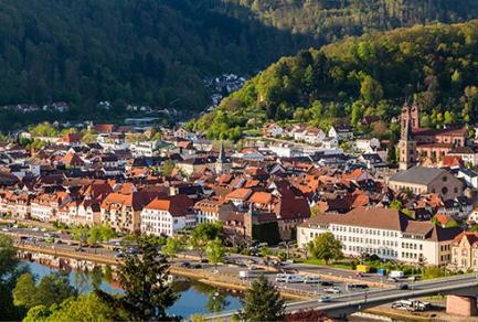 Eberbach (Allemagne) - Allemagne
