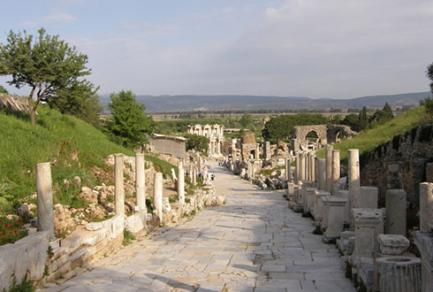 Ephèse - Turquie