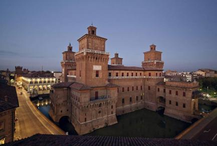 Ferrara (Italie) - Italie