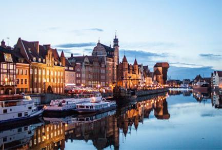 Gdansk (Pologne) - Pologne