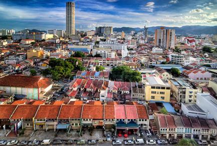 Georgetown, Penang - Malaisie