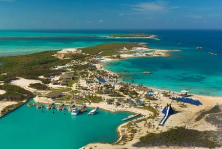Great Stirrup Cay (Bahamas) - Bahamas