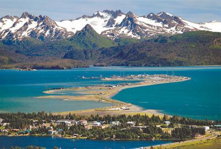 Homer (Alaska) - États-Unis