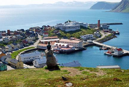 Honningsvaag (Norvège) - Norvège