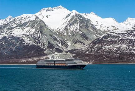 Hubbard Glacier (Alaska) - Etats unis