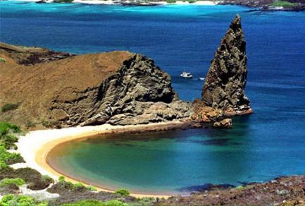 Île Rabida  (îles Galapagos) - Équateur