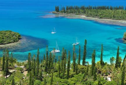 Ile des Pins (Nouvelle Calédonie) - Nouvelle-Calédonie