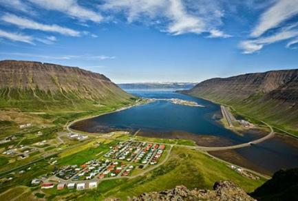 Isafjordur (Islande) - Islande