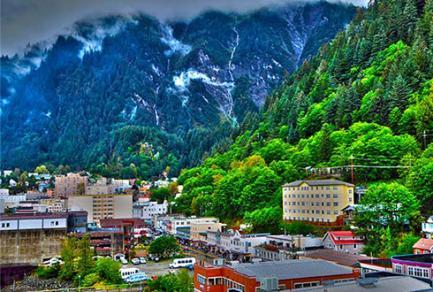 Juneau (Alaska) - États-Unis