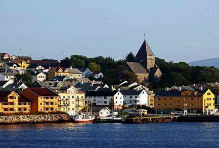 Kristiansund (Norvège) - Norvège