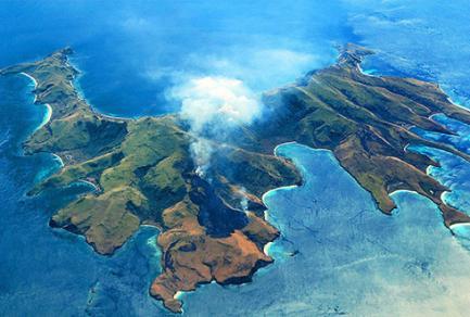 Lîle de Komodo (Indonésie) - East Nusa Tenggara