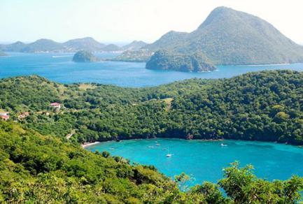 La Guadeloupe  - Antilles