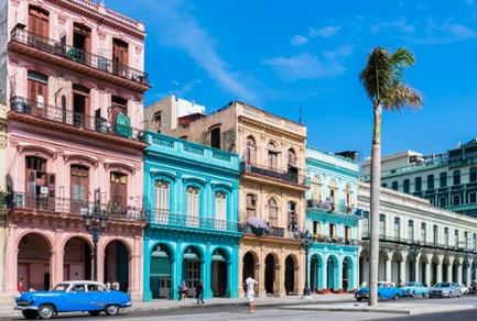 La Havane (Cuba) - Cuba